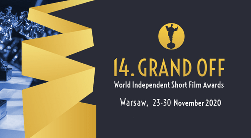 "23-30 listopada, on-line | ""Zafilmuj sobie!"" 14. Festiwal Grand OFF"