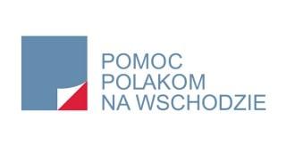logo z napisem pomoc polakom na wschodzie