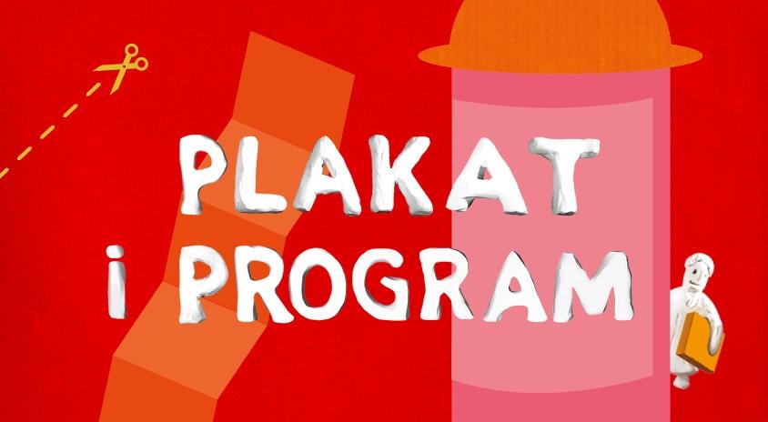 Plakat i Program