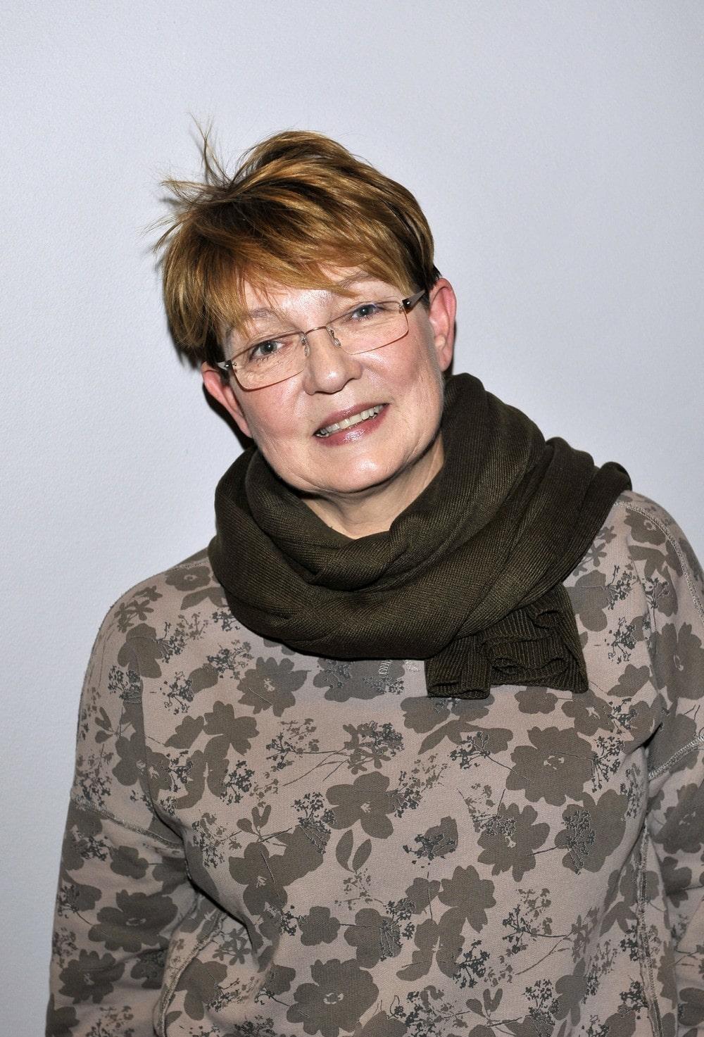 fotografia: portret Krystyny Czubówny