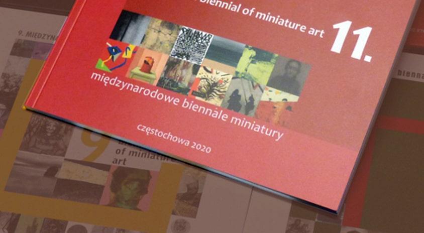 Od 14 maja, Warszawa | Wystawa pokonkursowa 11. Międzynarodowego Biennale Miniatury Częstochowa 2020 – Galeria Test