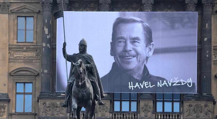 """5 października, Warszawa   """"Vaclav Havel. Polityka i sumienie"""" – rozmowa nie tylko o literaturze"""